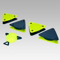 Маркер для розмітки поля Essential - Жовтий/Синій