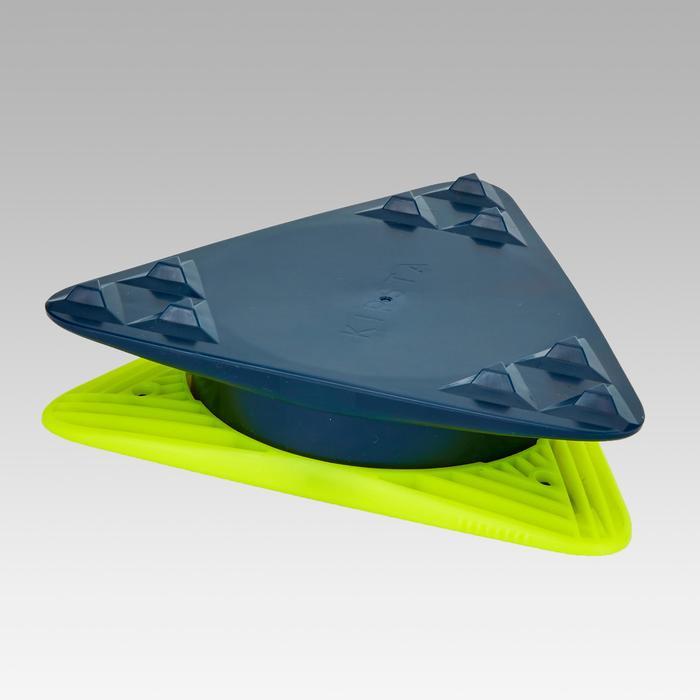 Afbakenset Essential geel/blauw
