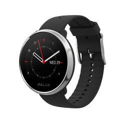 Gps-horloge met cardio aan de pols zwart M/L