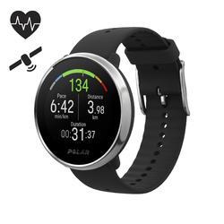 Montre GPS avec cardio au poignet IGNITE noire