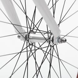 """City Bike 28"""" City Speed Nexus 3 weiss"""