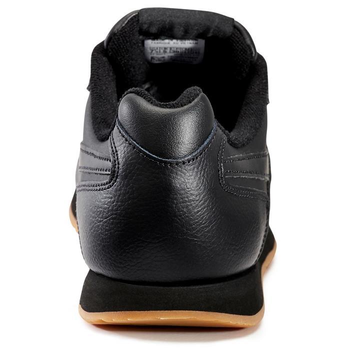 Damessneakers voor sportief wandelen Royal Glide zwart