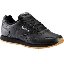 Sportieve wandelsneakers voor dames Royal Glide zwart