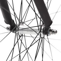 City Bike 28 Zoll City Speed Nexus 3 dunkelgrau