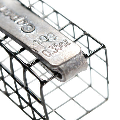 Feeder fishing accessory SIMPLY'FEEDER SQUARE X1 10 g