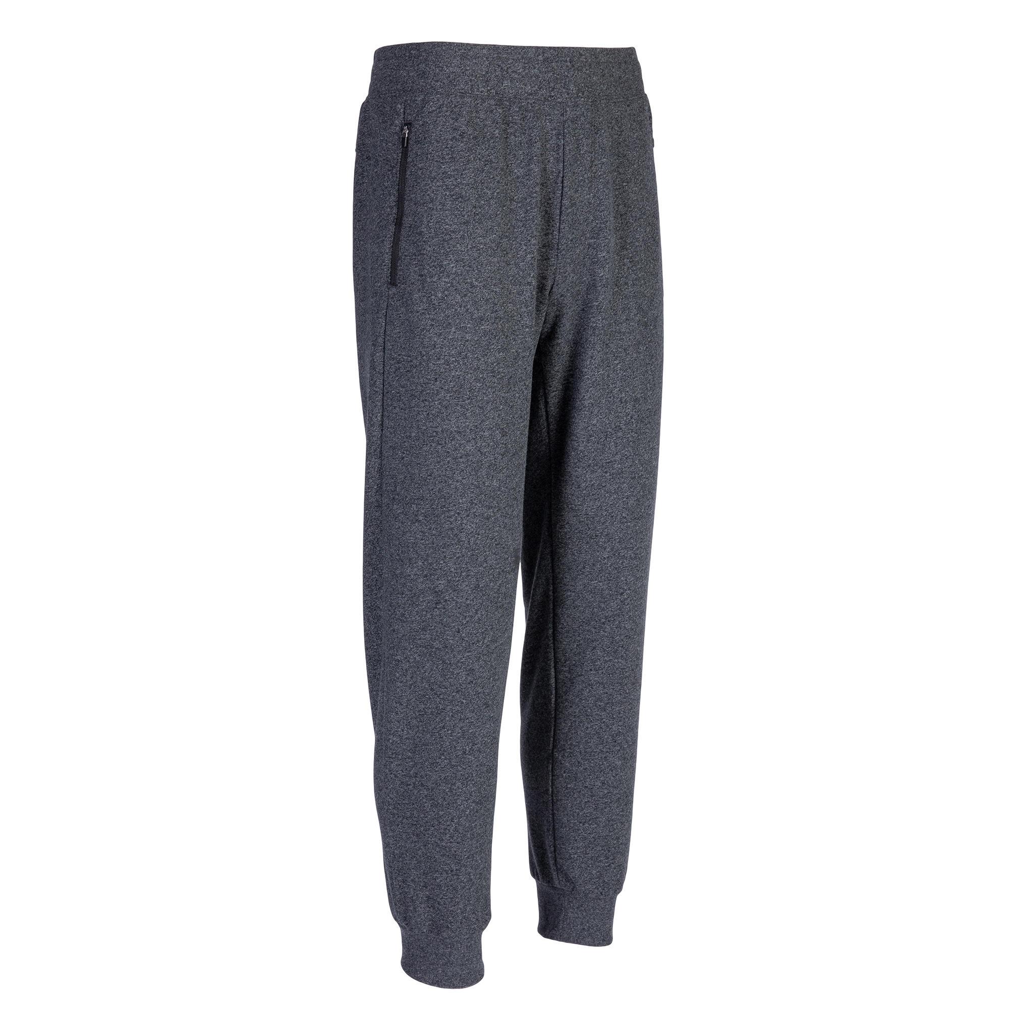 Pantalon 500 Gri Bărbați imagine