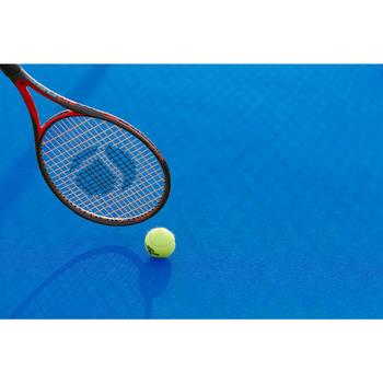 Tennisbälle TB920 4er-Dose gelb