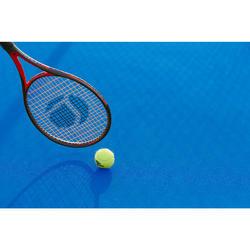 Tennisball Wettkampf TB920 Bipack 4er-Dose gelb