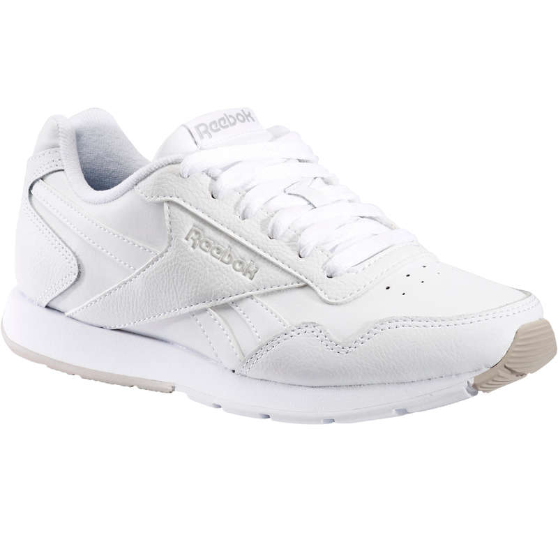 WOMEN SPORT WALKING SHOES Hiking - Reebok Royal Glide white REEBOK - Outdoor Shoes
