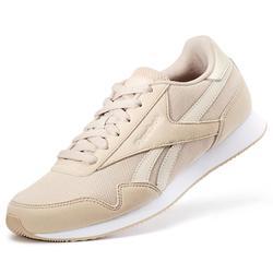 Chaussures marche active femme Reebok Royal Classic beige