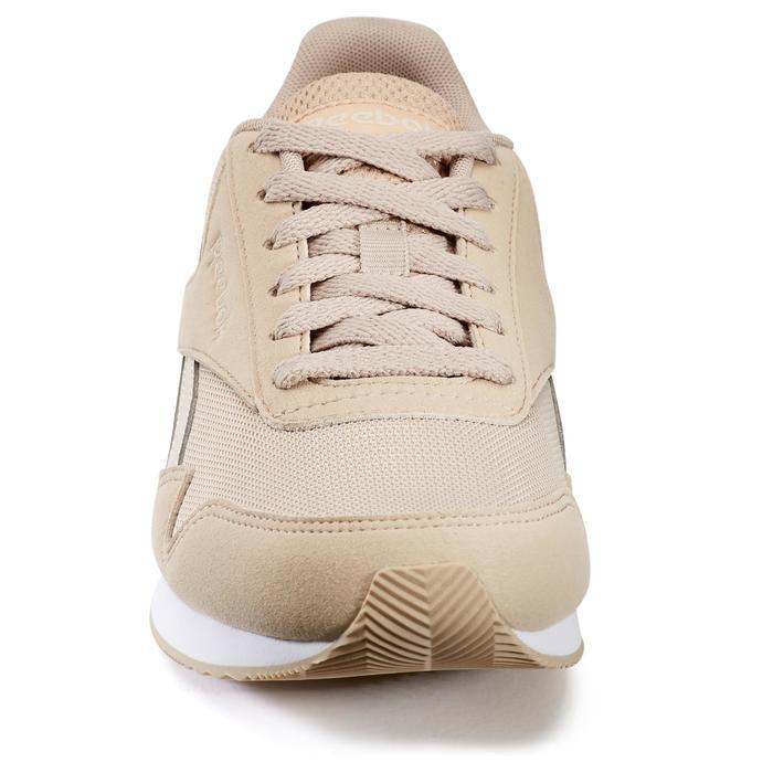 Damessneakers voor sportief wandelen Royal Classic beige