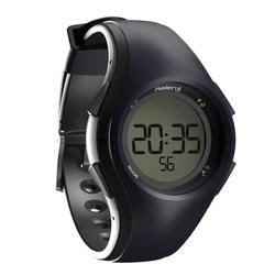 男款跑步腕錶W200M - 藍色