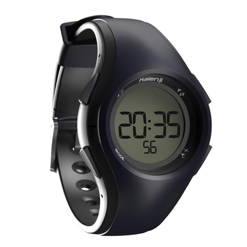 Kronometreli Saat - Lacivert - W200 M