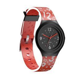 Reloj Deportivo Niño Analógico A300 S Rojo