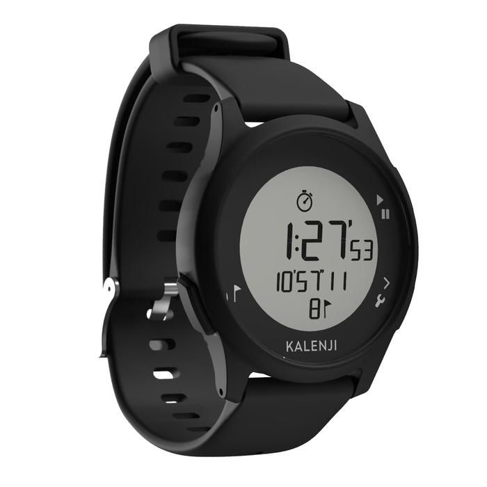 ATW100 RUNNING STOPWATCH - BLACK