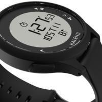 Montre chronomètre de course à piedATW100 noire