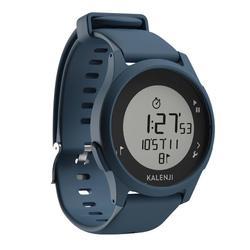 跑步運動腕錶ATW100 - 藍色