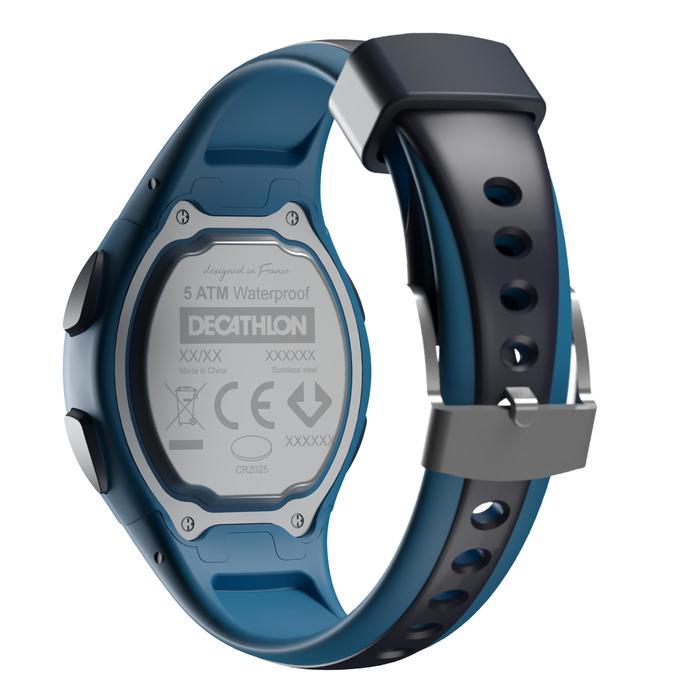 Hardloophorloge met stopwatch W200 S blauw