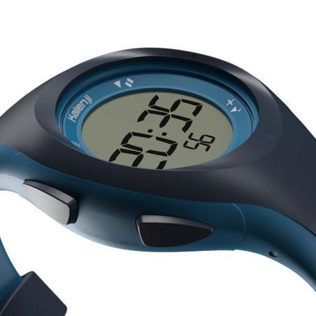 שעון עצר לריצה דגם W200 S לגברים - כחול