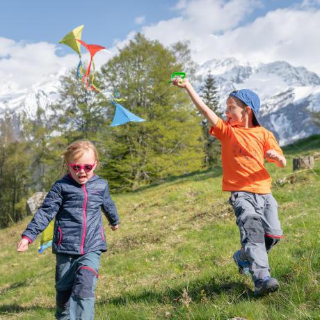 quechua trekking kinderen