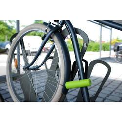 Fahrradschloss Bügelschloss 900 Mini U schwarz