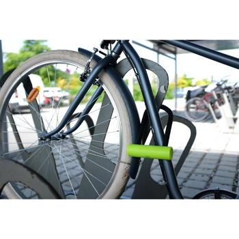 Fahrradschloss Bügelschloss 900 Mini U + Kabel
