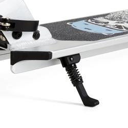 【附手煞與避震器】兒童款滑板車Mid 5-浣熊圖案
