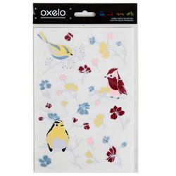Stickers Oxelo vogels
