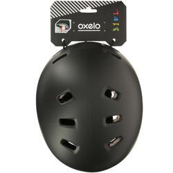 Helm MF 5 voor skeeleren, skateboarden, steppen, fietsen - 17298