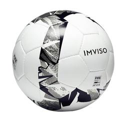 Bola de Futsal FS900 63 cm Branco/Cinza