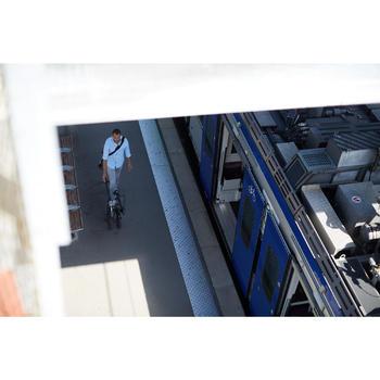 Vouwfiets Tilt 900 gelakt onbewerkt aluminium