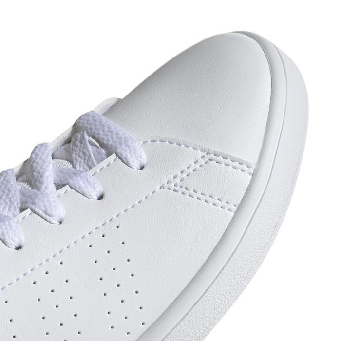 Tennisschuhe Advantage Clean Turnschuhe Kinder weiß/grün