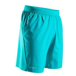 網球短褲Light 900-淺碧藍色