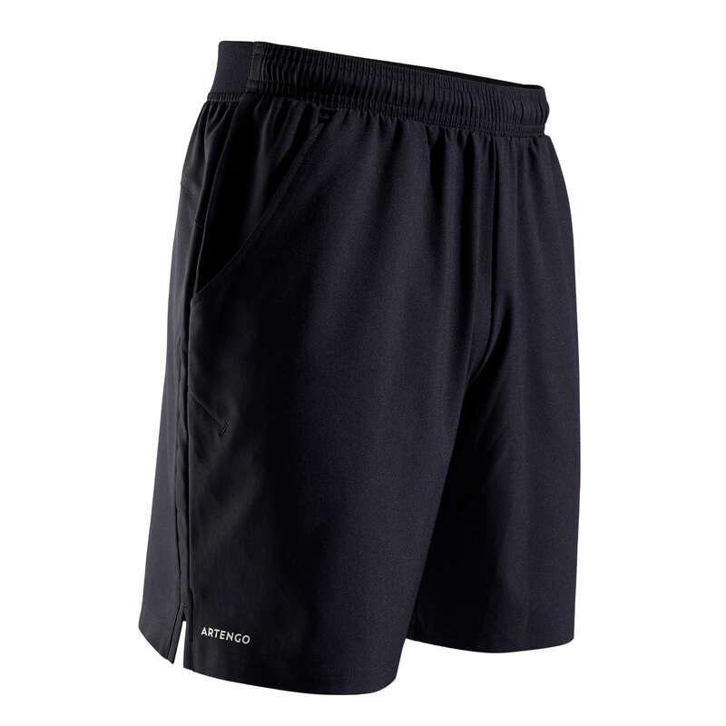 Tunna tenniskläder som andas, herr Herr - SHORTS DRY TSH 500 Herr ARTENGO - Underdelar