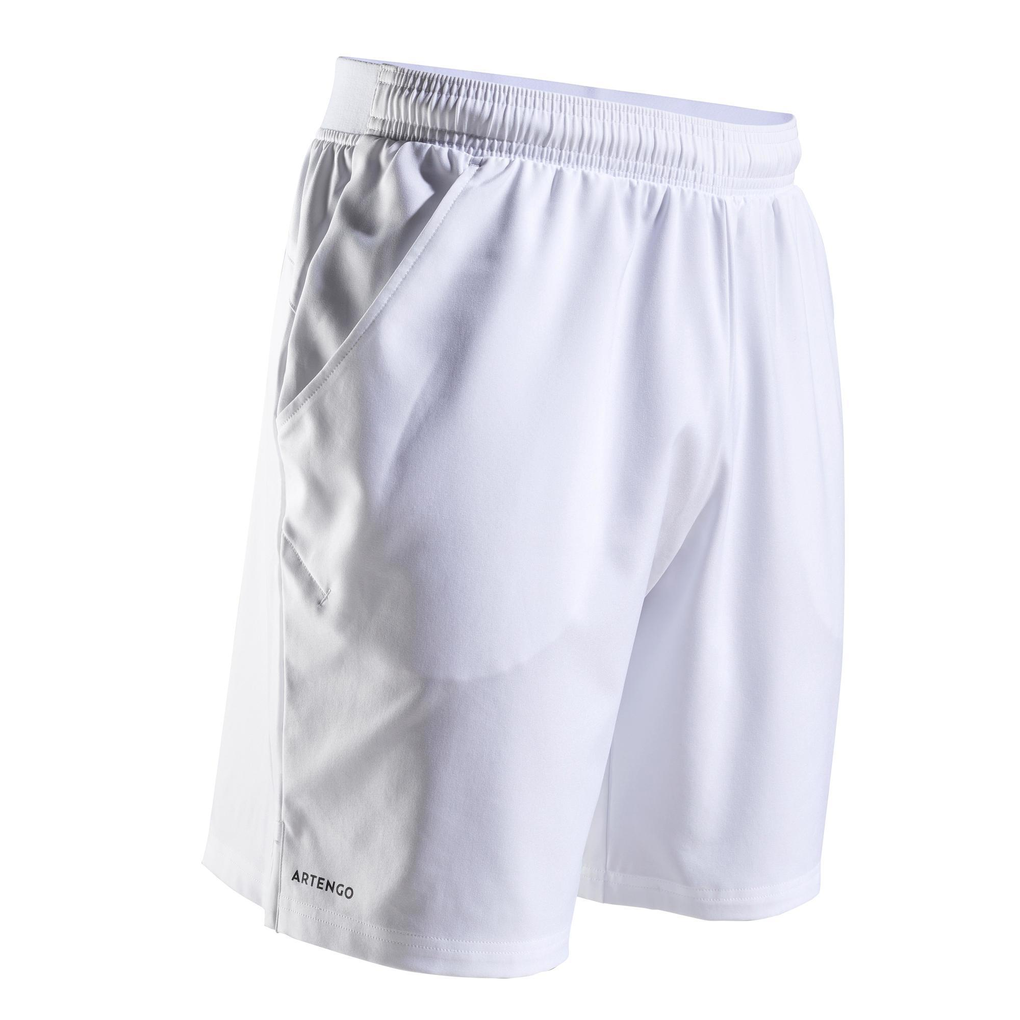 tennisbroek heren kort