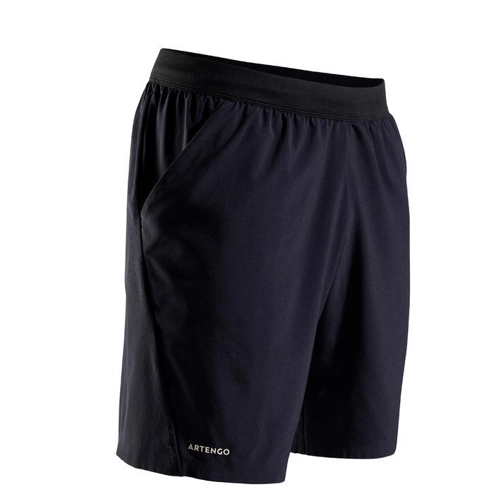Men's Tennis Shorts TSH 900 Light - Black