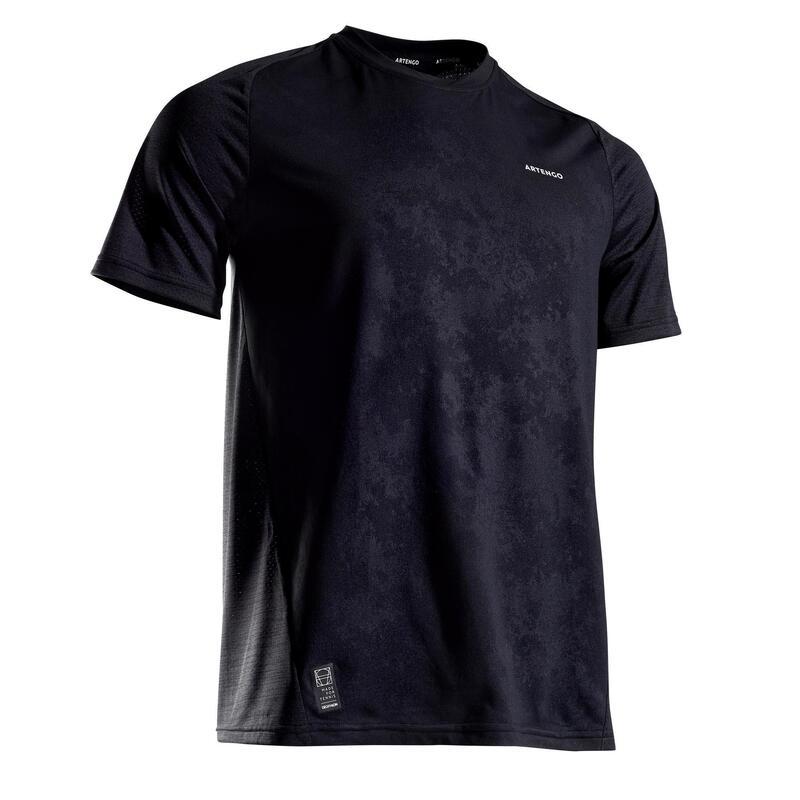Dry 500 Tennis T-Shirt - Black
