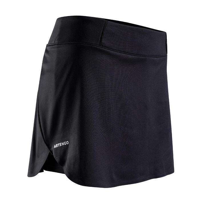 Women's Tennis Skirt SK Light 990 - Black