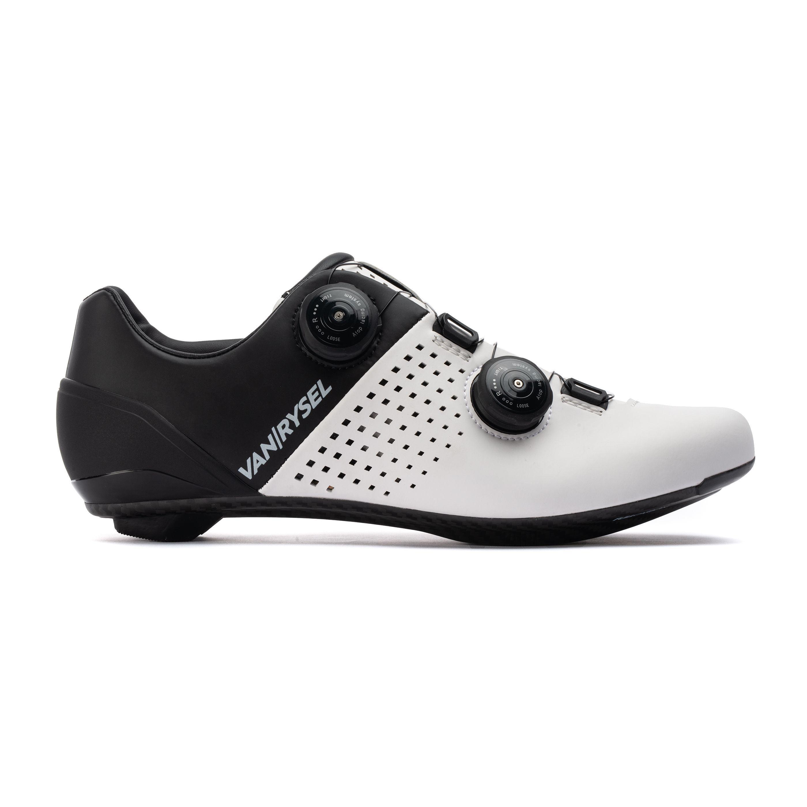 Fahrradschuhe Rennrad RR 900 weiß   Schuhe > Sportschuhe > Fahrradschuhe   Weiß   Van rysel