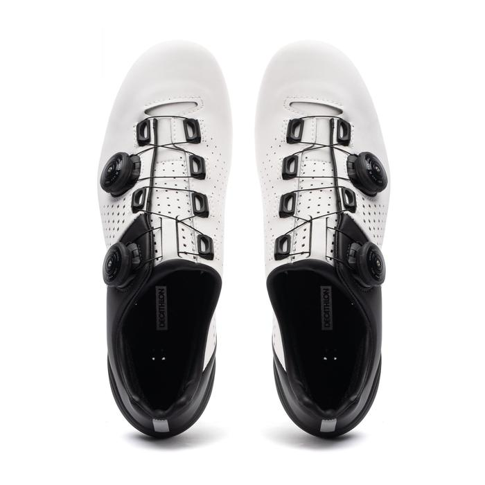 Chaussures de vélo cyclo-sport VAN RYSEL blanc