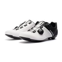 Fahrradschuhe Rennrad RR 900 weiß