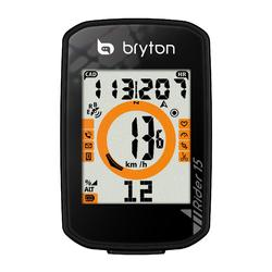 Cuantakilómetros bicicleta BRYTON GPS Rider 15