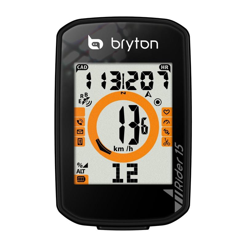 Contachilometri GPS RIDER 15