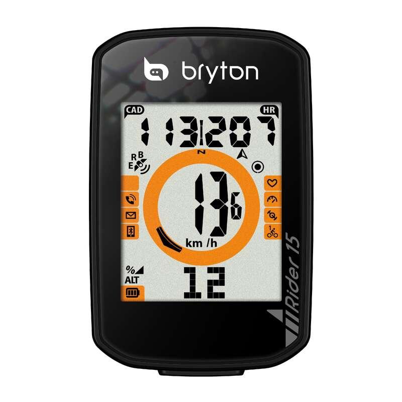 BIKE COMPUTERS Cycling - Bryton Rider 15 BRYTON - Bike Accessories