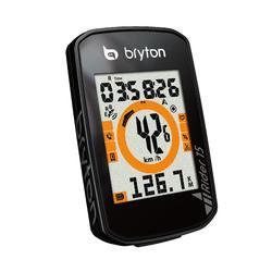 COMPTEUR GPS VÉLO BRYTON Rider 15