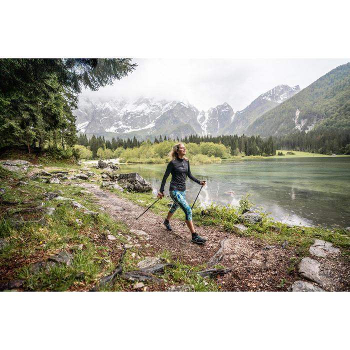 Nordic walking stokken PW P500 blauw
