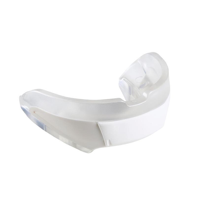 FH500 Medium Size Medium-Intensity Field Hockey Mouthguard - Transparent