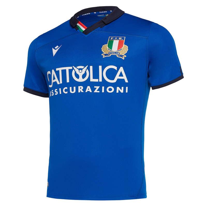 Evento Sport di squadra - MAGLIA RUGBY ITALIA REPLICA MACRON - Rugby