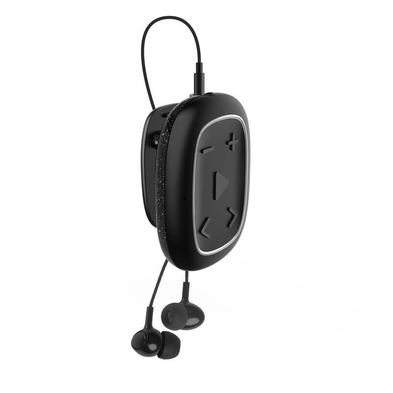 MP3 přehrávače a sluchátka