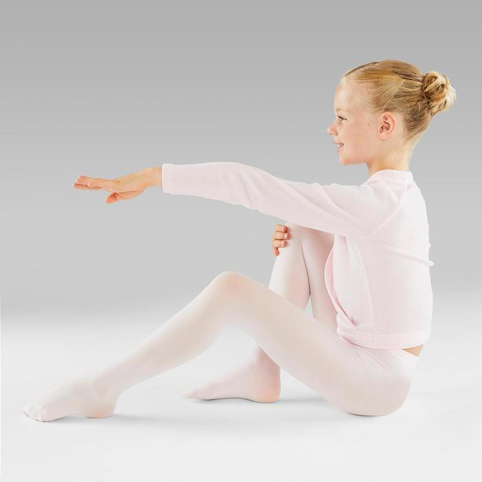 Balletmaillot voor meisjes roze